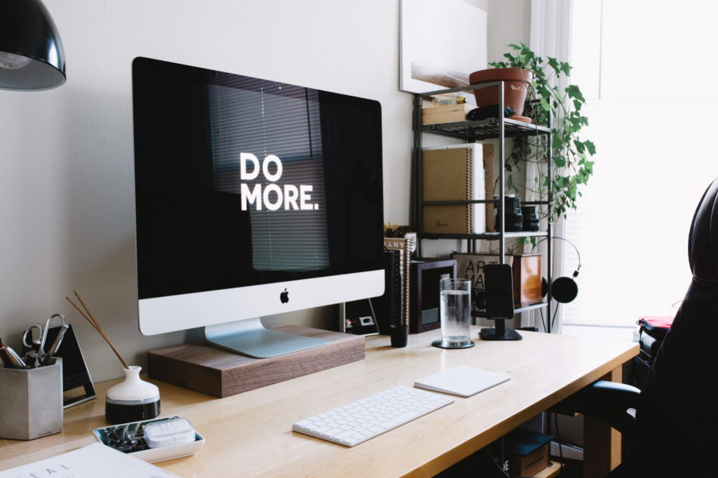 Perfektionismus im Büro: Do more