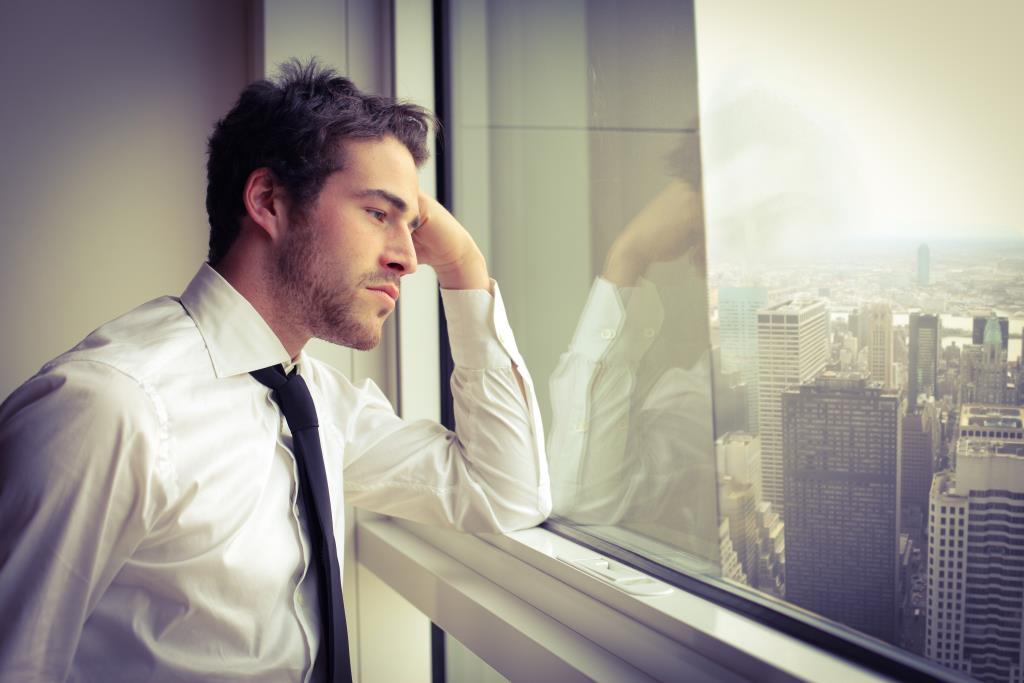 Depression als Folge von Einsamkeit