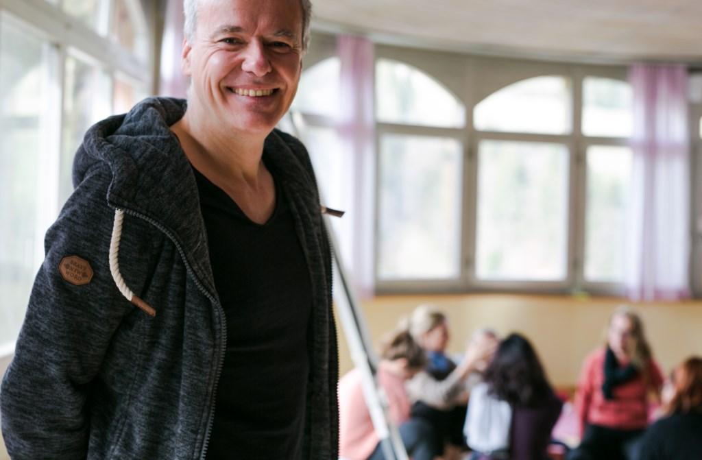 Stefan Geisse Workshop Stressbewältigung und Achtsamkeit
