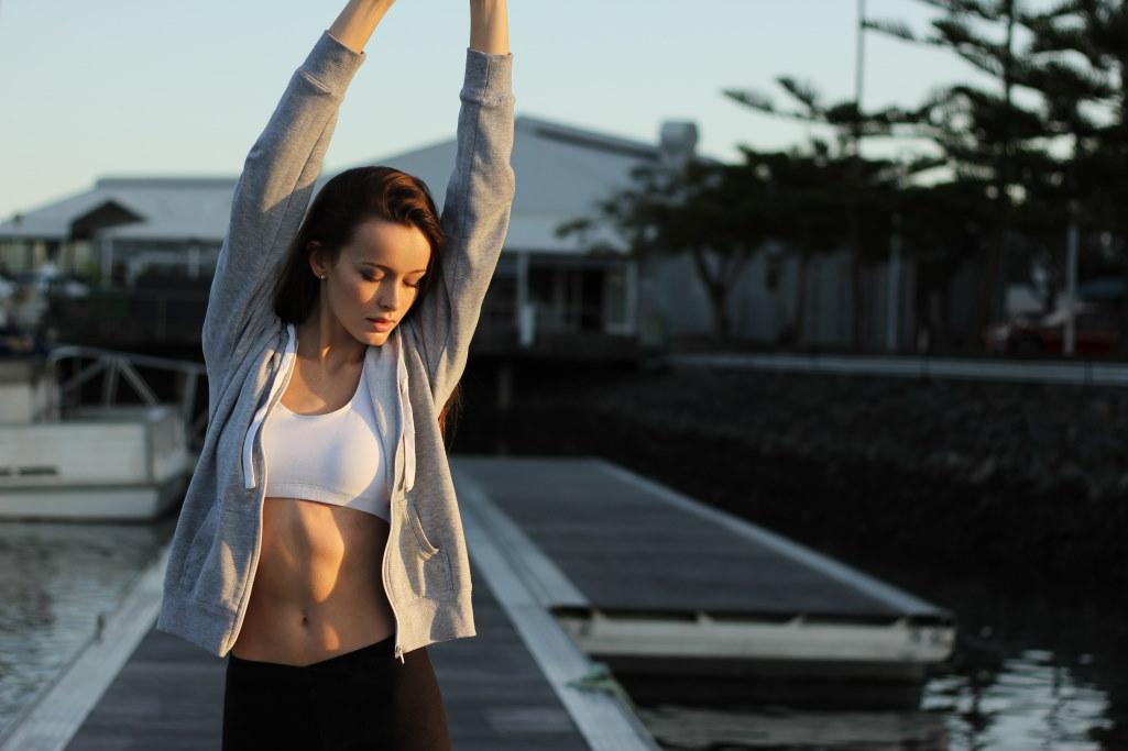 Bei Verdauungsproblemen hilft Bewegung und Sport