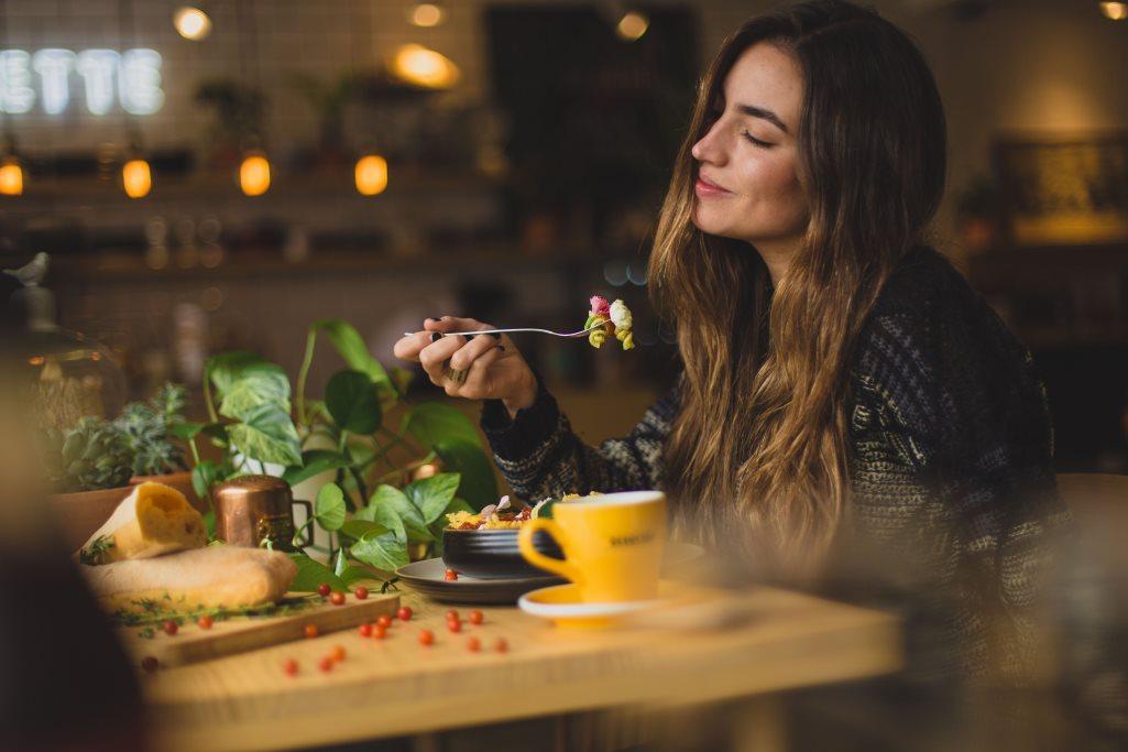 Bewusste und gesunde Ernähung um gegen Stress gewappnet zu sein