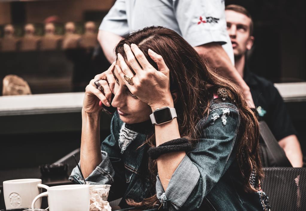 Stress druch ständige Erreichbarkeit