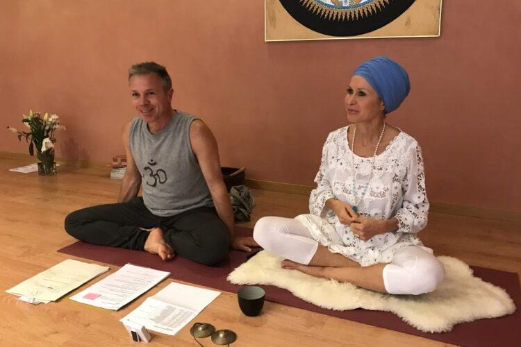 Die Yoga Akademie YOGA VEDA am Yogafestival 2020