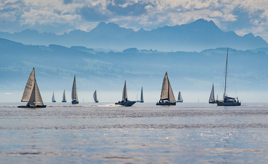 Bootsausflug am Bodensee