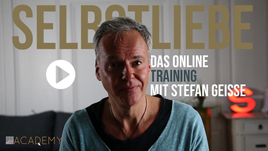 Online Training Selbstliebe um Stress besser zu bestehen